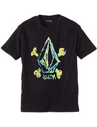 Volcom scribbled cross t-shirt pour garçon à manches courtes pour homme