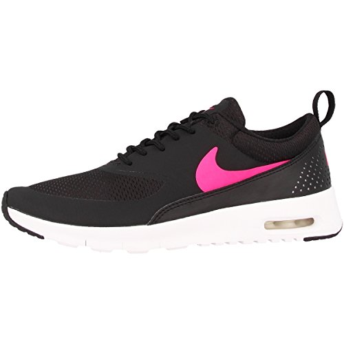 Nike Air Max Thea GS Schuhe black-hyper pink-white