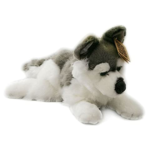 Living Nature Peluche husky 35