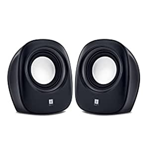 iBall Soundwave 2 2.0 Channel Multimedia Speakers (Black)