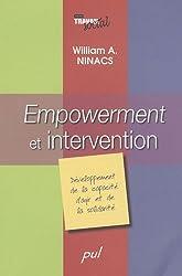 Empowerment et intervention : Développement de la capacité d'agir et de la solidarité