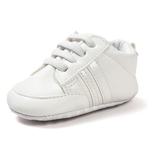 Zapatos De Bebé Botines Zapatillas Deportivas para bebés recién Nacidos Primeros Pasos...
