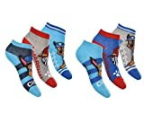 Jungen Sneaker Socken Paw Patrol 6 Paar 23-26