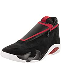 84933bd3638a85 Jordan Nike Men s Jumpman Z Black Gym Red White Basketball Shoe 13 Men US