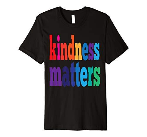 b86e098fb KINDNESS MATTERS T-Shirt Choose to Be Kind Anti Bullying