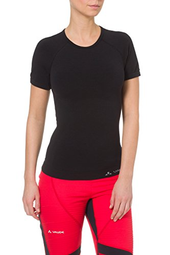 VAUDE Damen T-shirt Seamless, black