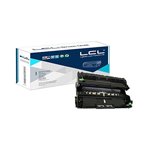 LCL DR3400 DR-3400(1-Stück,Schwarz) Trommel Kompatibel für Brother HL-L5000D,HL-L5100DN,HL-L5200DW HL-L5200DWT,HL-L6200DW,HL-L6200DWT,HL-L6250DW,HL-L6300DW