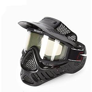 Nlne Outdoor Sicherheit mit Objektiv Militär Enthusiasten Field Riding CS Schutzmaske