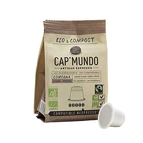 Cap Mundo - Café Bio Combawa Cap...