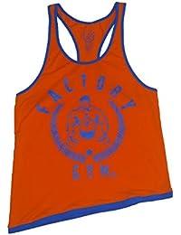 Amazon.es  Factory - Camisetas deportivas   Ropa deportiva  Ropa 8f2128fb12e