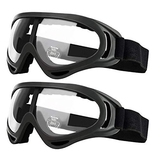 Pack 2 gafas seguridad niños protección