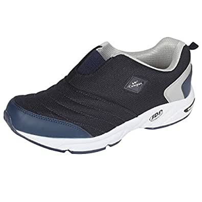 Action Campus Montaya Series Blue & Silver Color Casual Shoes For Men ( Size :- 10UK)