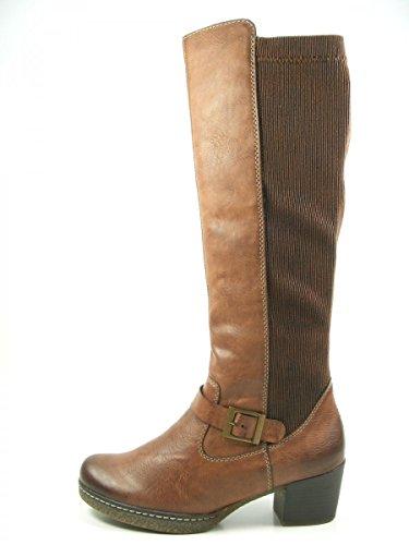 Rieker 79092-25 bottes & bottines femme Braun