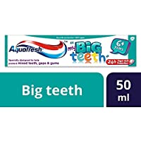 Aquafresh My Big Teeth Toothpaste, 50ml