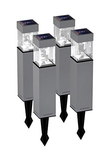 duracell-gl004np4du-iluminacion-al-aire-libre-suelo-led-bateria-color-blanco-niquel-transparente