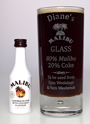 new-engraved-personalised-malibu-highball-glass-miniature-gift-set-for-birthday-christmas-mum-dad