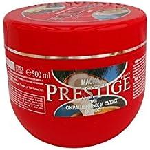 Vip's Prestige Mascarilla Nutritiva y Regeneradora con Aceite de Coco para Pelo Coloreado y Seco