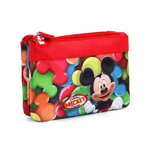 Karactermania 36198 Mickey Mouse Delicious Monederos