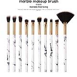 TAOtTAO 10 Pcs Makeup Brush Set Professional Face Eye Shadow Eyeliner Foundation Blush