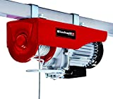 Einhell polipasto eléctrico Transmisión tc-eh 600(1050W, fuerza portante sin Polea:...