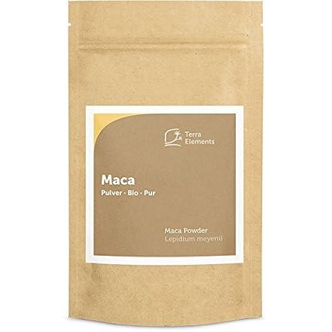 Bio Maca Pulver, 125 g (Terra Bio-zucker)