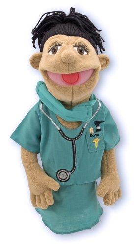 Melissa & Doug - Títere de doctor (12550)