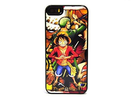 Preisvergleich Produktbild CoolChange One Piece Ruffy & Zorro Cover für das iPhone 5 / 5S