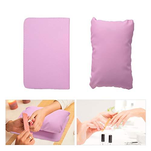Almohada descanso mano lavable mesa manicura plegable