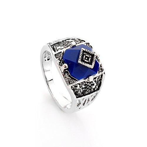 mpire Diaries Daylight Walking Signet Caroline's Ring for Fans-S (04001481-4) ()