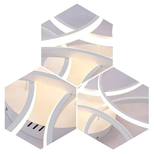 Zoom IMG-3 led 85w plafoniera creativo forma