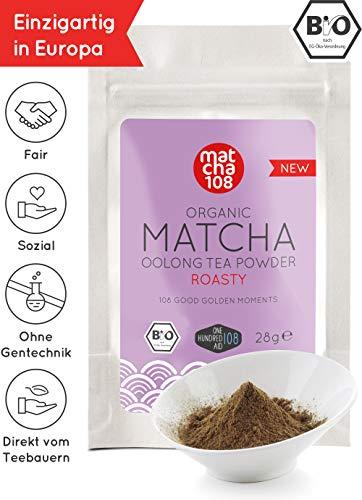 Matcha – Oolong Tee Pulver