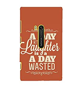 PrintVisa Designer Back Case Cover for Nokia Lumia 920 :: Micosoft Lumia 920 (Healthy quotes :: Nice quatation :: Stylish lettering design :: Beautiful color wallpaper :: Famous quotes)