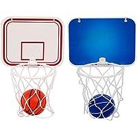 Molre-yan Aro Baloncesto niños aro de Baloncesto aro Interior aro con Bola Colgante