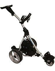 Trolley de golf eléctrico para caddie con control remoto Bentley 220w 36 hoyos 2013