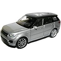 Range Rover Evoque White 3011 RMZ City 3013 1:64 Scale Model Car Diecast Metal Junior Collection