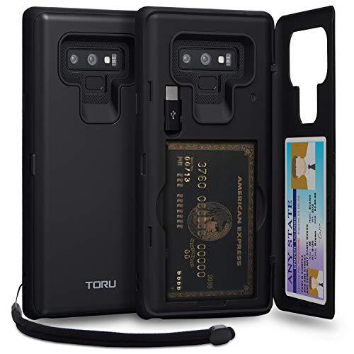 Funda TORU serie CX Pro para Samsung Galaxy Note 9 SOMOS [TORU] Un millón de clientes satisfechos con nuestros productos en el mundo Servicio al cliente de calidad con quien se puede comunicar directamente en español Diseño de los productos a la vez ...