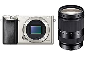 Sony α6000 + 18 - 200mm