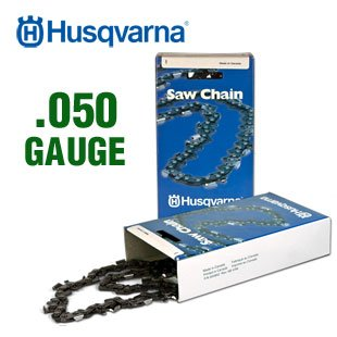 "Husqvarna 13"" .325 Pitch .050 Gauge Type H30 LowVib 56 Drive Links Kettensägenkette"