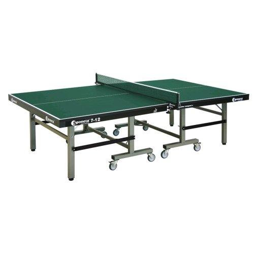 Sponeta Turnier Tischtennistisch S7-12 mit Netz