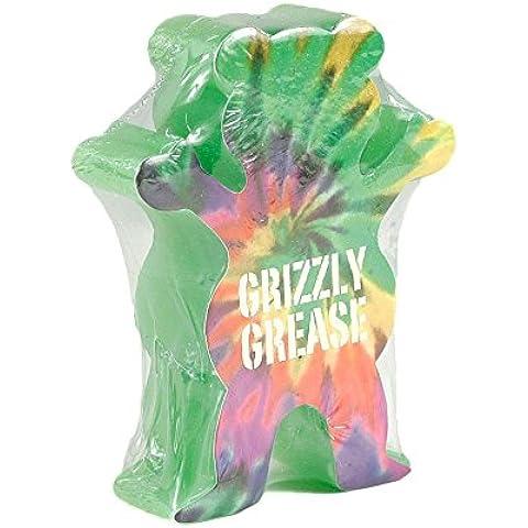 Grizzly grasso, cera