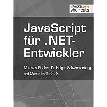 JavaScript für .NET-Entwickler (shortcuts 126)