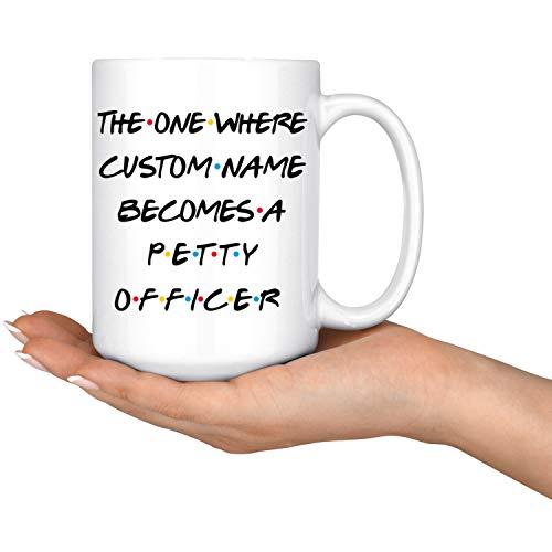 Personalisierte Unteroffizier Kaffeetasse Unteroffizier Promotion Geschenk Beste Unteroffizier Karriere Job Wertsch?Tzung Geschenk M?nner Frauen