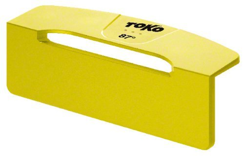 Side Edge Bevel (87 degree Side Bevel File Guide Angle Toko World Cup by Toko)