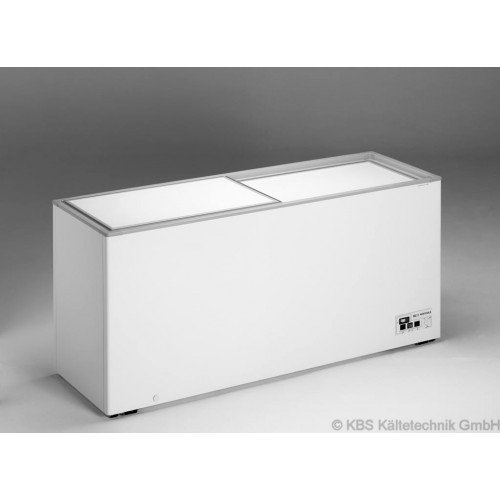 KBS Tiefkühltruhe TKT 550 - mit Schiebedeckel