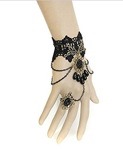 m25-pulsera-de-encaje-baciamano-tirantes-negro-estilo-victoriano