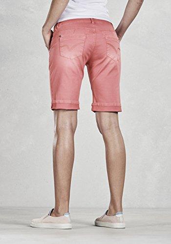 Timezone Textil Slim NaliTZ Shorts, Pantaloncini Donna, Rosa (Flamingo Pink 5072), 28W