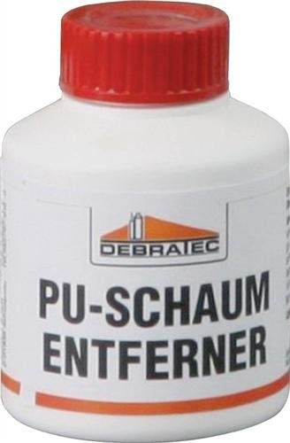 Den Braven PU-Schaumentferner 100ml -> zum Beseitigen von ausgehärtetem PUR-Schaum auf Glas, PVC uvm. - Pur-schaum