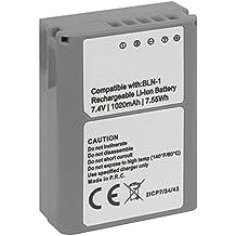 Batería BLN-1 para Olympus OM-D E-M1, OM-D E-M5, Pen E-P5