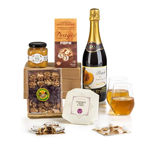 Halal Hamper Gift - Eid Mubarak Fruity Treats