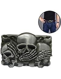 92b259a3b28e Boucle de ceinture créatif drôle décoratif nouveauté décorative accessoires  de nouveauté ...